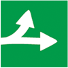 logo section green